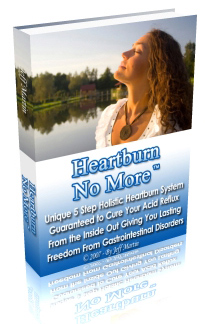 Acceptable Heartburn Medication in Pregnancy